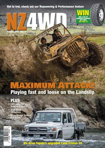 NZ4WD February 2017 | NZ4WD | NZ4WD Magazine offroading in NZ