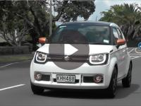 2017 Suzuki Ignis - Video Road Report