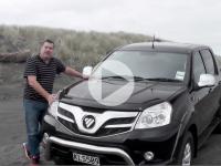 Foton Tunland T3 - Video Road Report