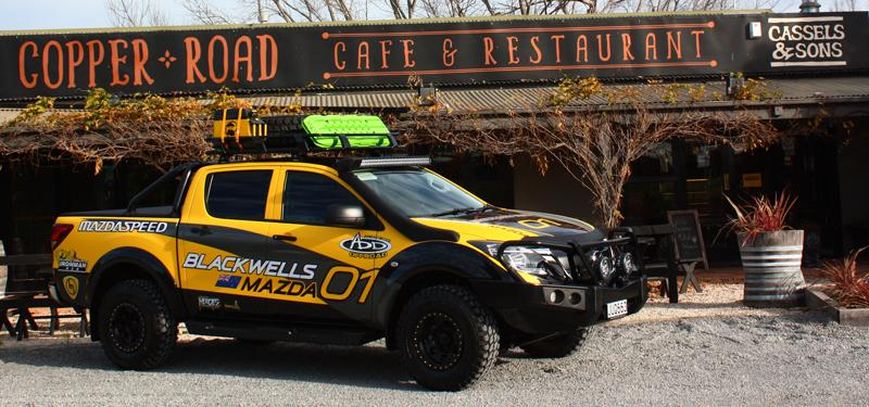 Blackwells' Mazda BT-50 build | NZ4WD | NZ4WD Magazine offroading in NZ