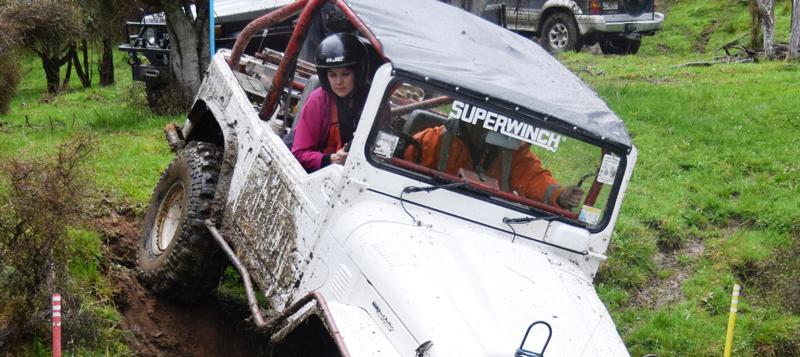Central Zone Club Truck Challenge