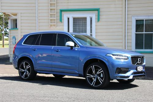 The latest Volvo XC90 has won lots of awards