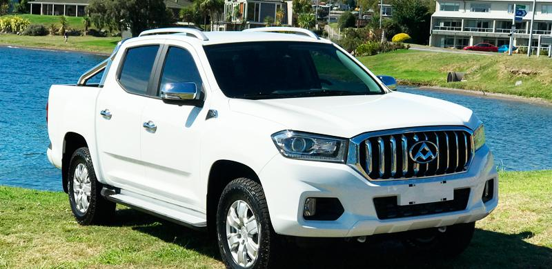 LDV set to add ute to local lineup