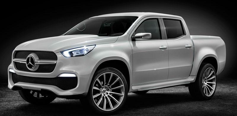 Mercedes-Benz reveals new ute