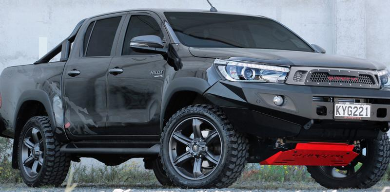 Tuff Trucks Join Hilux Line Up Nz4wd Nz4wd Magazine Offroading