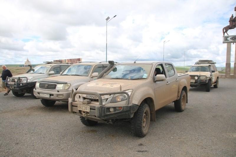 346acf947e A tale of an Isuzu D-Max or two….or three