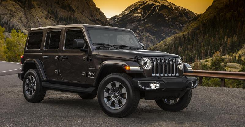 New Generation Wrangler Unveiled Nz4wd Nz4wd Magazine
