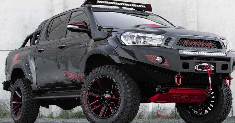 Toyota S Hilux Gladiator Ute Nz4wd Nz4wd Magazine
