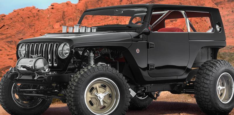 Jeep's Moab mix