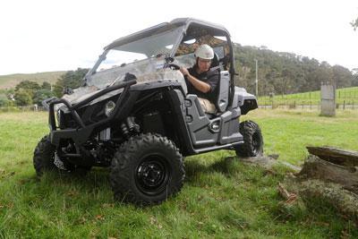 New Yamaha UTV | NZ4WD | NZ4WD Magazine offroading in NZ