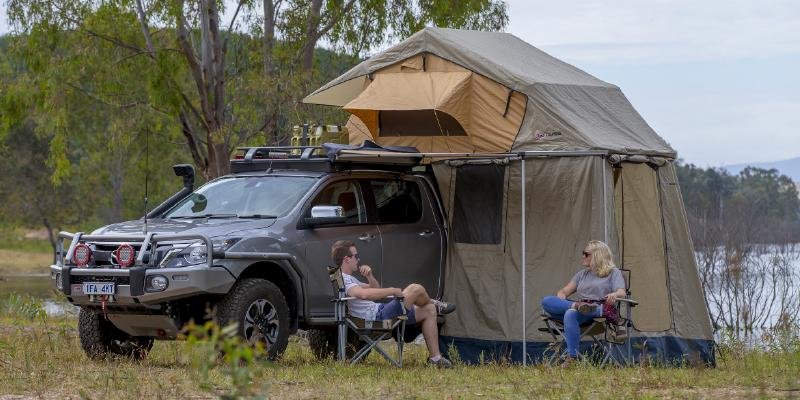 Rooftop Tents Awnings Gather Favour Nz4wd Nz4wd Magazine