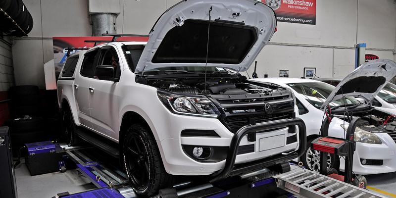Dyno tuning offers huge gains | NZ4WD | NZ4WD Magazine