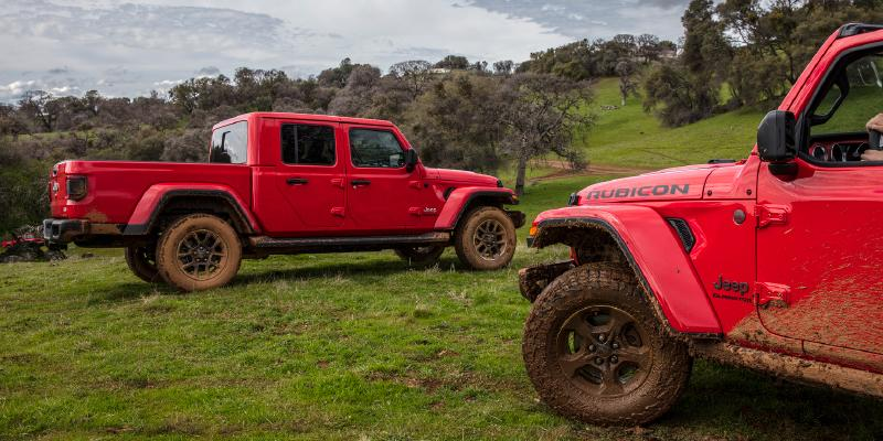 Jeep back in the ute business | NZ4WD | NZ4WD Magazine ...